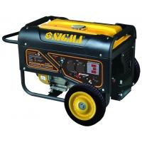 генератор бензиновый 5.0/5.5 квт 4-х тактный электрозапуск pro-s Sigma