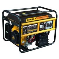 генератор газ/бензин5,0/5,5 квт 4-х тактный ручной электрозапуск Sigma