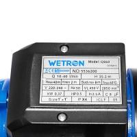 вихревой насос wetron qb60 (775011) Wetron