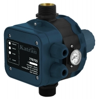 контроллер давления электронный katran 1.1квт ø1 779755 Katran