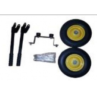 колеса и ручки (комплект)для генератора sigma Sigma