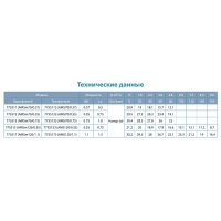 насос amsm70/0.55 центробежный 0.55квт 27.3м 80л/мин (нерж) leo 3,0 Aquatica LEO