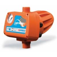 электронный регулятор давления и реле контроля потока easy pro до 1,5 kw Pedrollo