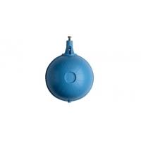 шар пластиковый, 120 мм, с ползунковым креплением