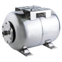 Гидроаккумулятор горизонтальный 24л (нерж) WETRON