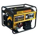 """генератор газ/бензин5,0/5,5 кВт 4-х тактный ручной электрозапуск"""""""