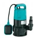Насос дренажный садовый XKS-400PW 0.4кВт Н 5.6м 150л/мин