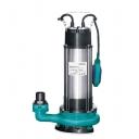 Насос дренажно-канализационный V1500F 1,5кВт Н 20м 250л/мин