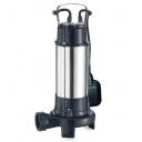 Насос канализационный V1800DF Aquatica 1,8кВт Hmax 9.8м 400л/мин с ножом