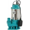 насос канализационный wqds 10-8-0.55sf aquatica 0.55квт hmax 11,35м 200л/мин Aquatica LEO