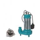 Насос канализационный WQD7-16-15QGF Aquatica 1,5кВт Hmax 18,5м 300л/мин с ножом