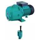 Насос ц/бежный 0.5кВт 44(20)м 38л/мин Внешний Эжектор Aquatica