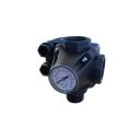 Реле давления PM 5 3W MFF (манометр+реле+штуцер)