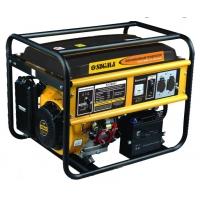генератор бензиновый 5.0/5.5 квт 4-х тактный электрозапуск Sigma