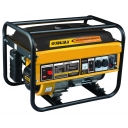 генератор бензиновый 5,0/5,5 кВт 4-х тактный ручной запуск