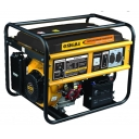 генератор бензиновый 5.0/5.5 кВт 4-х тактный электрозапуск