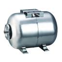 Гидроаккумулятор горизонтальный 24л (нерж) Aquatica