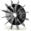 Крыльчатка вентилятора обдува 14VN06 - MEC 63